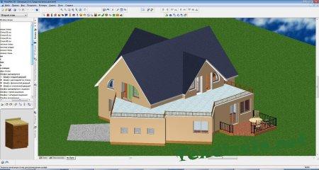 FloorPlan 3D Design Suite 11.2.60 скачать русскую версию бесплатно