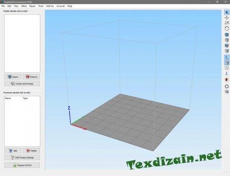 скачать Simplify3D 4.0.0 на русском бесплатно