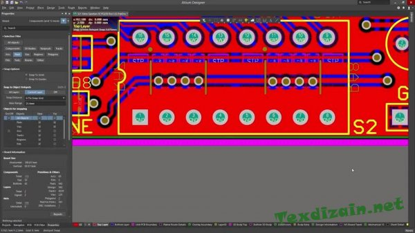Altium Designer ver. 19.1.2 (RUS|x32/x64) скачать